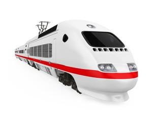 Izolirani brzi vlak
