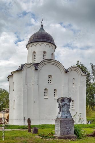 Fotografia, Obraz  St. George's Church, Staraya Ladoga, Russia