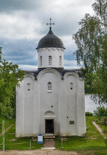 Fotografie, Obraz  St. George's Church, Staraya Ladoga, Russia