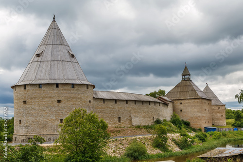 Fényképezés  Staraya Ladoga fortress, Russia