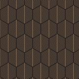 Art deco, retro, vintage, seamless vector pattern. - 205346918