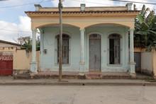 Old Building In Baracoa, Cuba