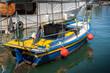 Kleines Fischerboot in Novigrad