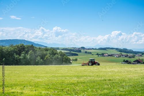 Foto  Landwirtschaft in Oberösterreich