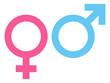 Female & Male Icon