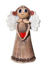 Figurine Colored Angel