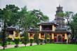 Pagoda of Celestial Lady in Hue Vietnam