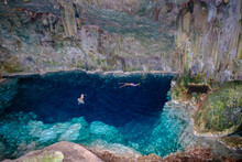 Saturno Cave Near Varadero, Cu...