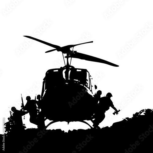 Photo  Despliegue de tropas