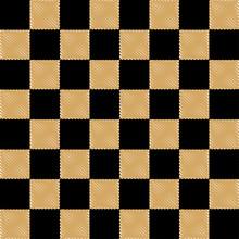 Chessboard Background, Vector ...