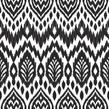 Tribal Pattern. Seamless Backg...