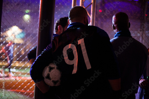Photo Portiere di calcio a cinque