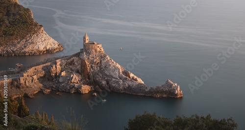 Tuinposter Liguria Portovenere