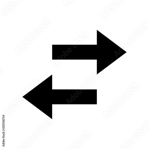 left right arrow - Buy this stock vector and explore similar