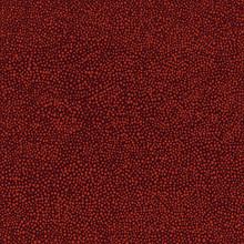 Australian Aboriginal Hand Drawn Seamless Vector Pattern With Dots On Dark Burgundy Background