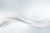 Białe miękkie linie tła - 205515728