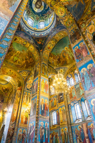 Papiers peints Edifice religieux Church of the Savior on Spilled Blood
