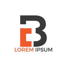 CB Letter Logo Design Vector I...