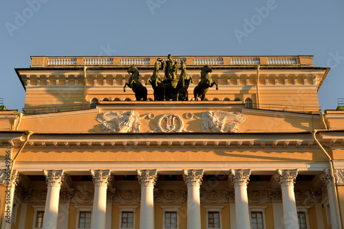 Papiers peints Opera, Theatre Alexandrinsky Theatre, Saint Petersburg.