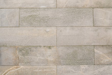 Limestone Block Wall Background