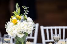 Closeup Of One Wedding Flower ...