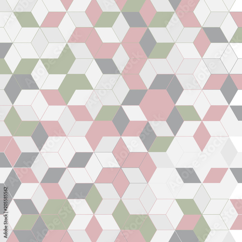 Scandinavian style abstract design background