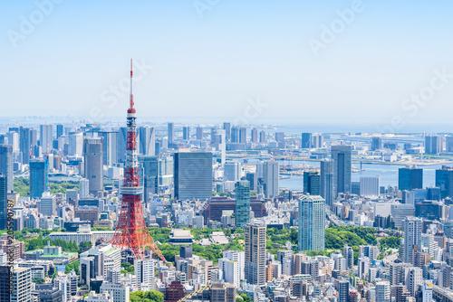 Photo  初夏の東京
