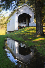 Ritner Creek Covered Bridge Re...