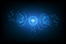 Vector Internet Signal Spot, A...