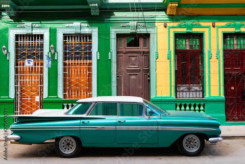 Fototapeta Cuba