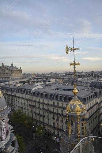 Papiers peints Paris Paris skyline