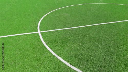 Fotografie, Obraz  Soccer field center
