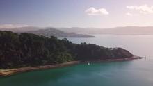 Aerial, Beautiful Miramar Peni...