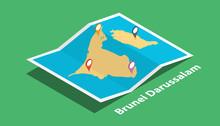 Explore Brunei Darussalam Maps...