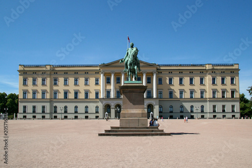 Photo  Royal Castle in Oslo