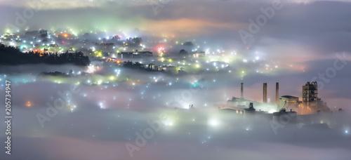 Cadres-photo bureau Lavende 秩父の雲海