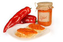 Ajvar - Delicious Dish Of Red ...