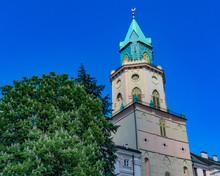 Colorfull Church In Lublin, Po...