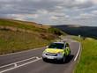 Ambulance Paramedic, Rapid Response Vehicle in Rhondda, South Wales