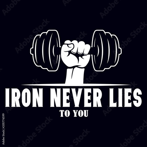 Sport Inspiring Workout And Fitness Gym Motivation Quote