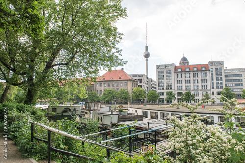 Zdjęcie XXL Berlin - widok z Szprewy