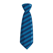 Necktie Elegant Fathers Day Ic...