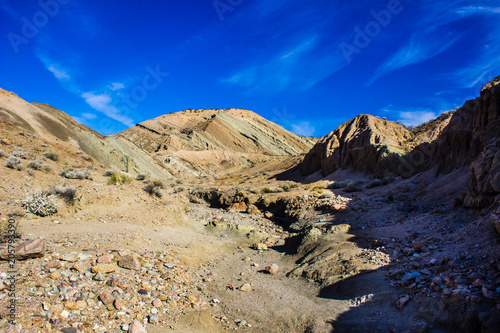 Rainbow Basin Mojave Desert Slot Owl Canyon