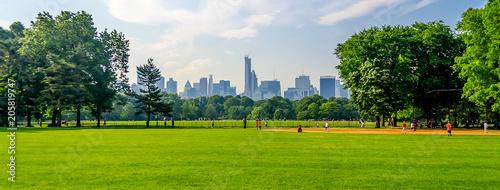 Photo Central Park, Manhattan, New York City, USA