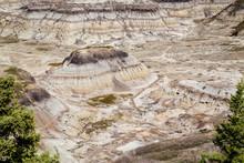 Horseshoe Canyon, Alberta, In ...