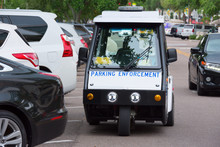 Parking Enforcement Vehicle By...