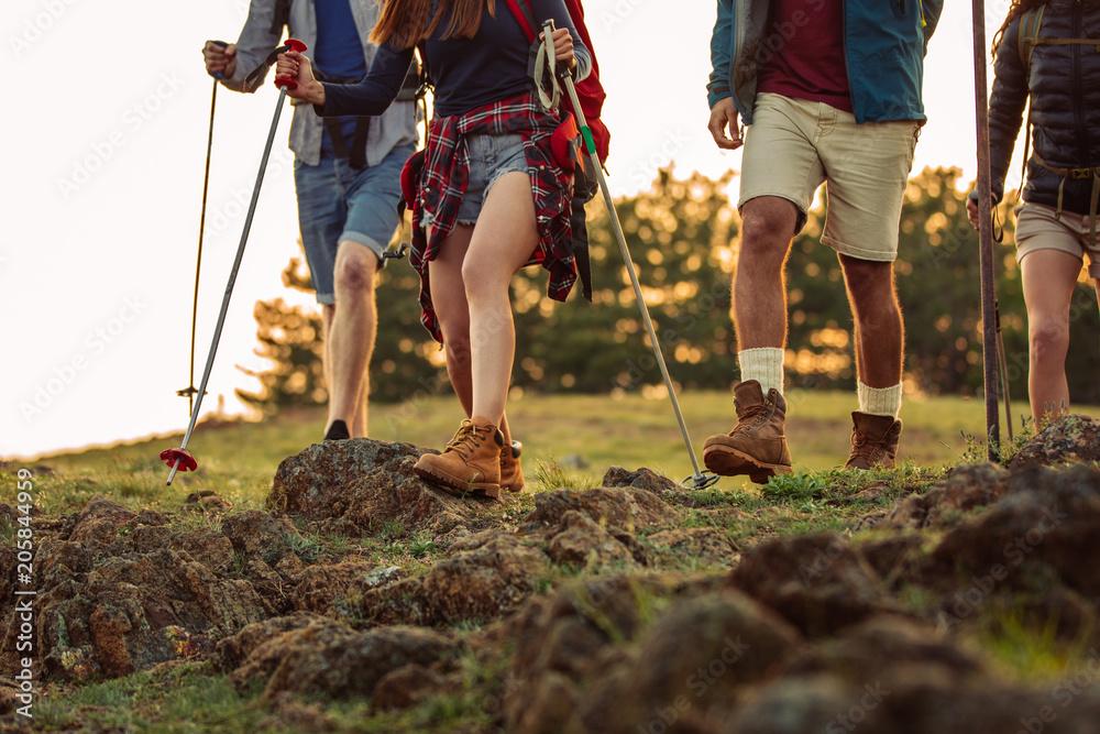 Fototapety, obrazy: Every step matters