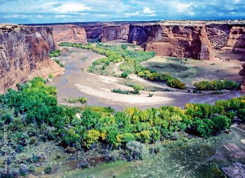 Fotografie, Obraz  Canyon de Chelly, Arizona