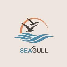 Abstract Design Of Ocean Logo ...