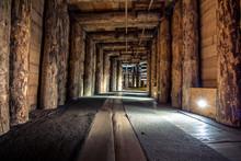 Underground Wieliczka Salt Min...